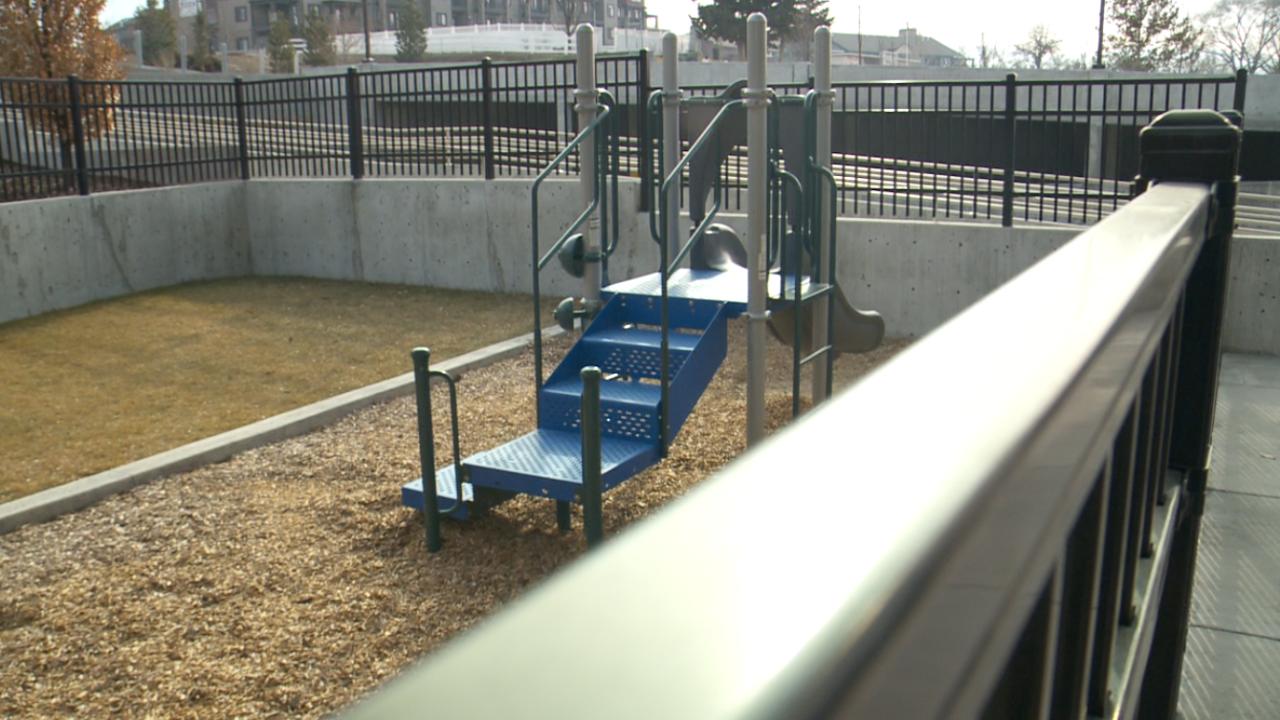 sad playground