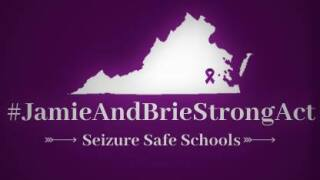 Photos: Local teens charting Virginia's future with 'seizure safe' schoolsbill