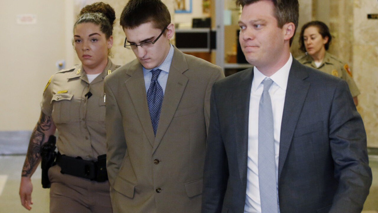 Michael Bever receives five life sentences in family stabbings