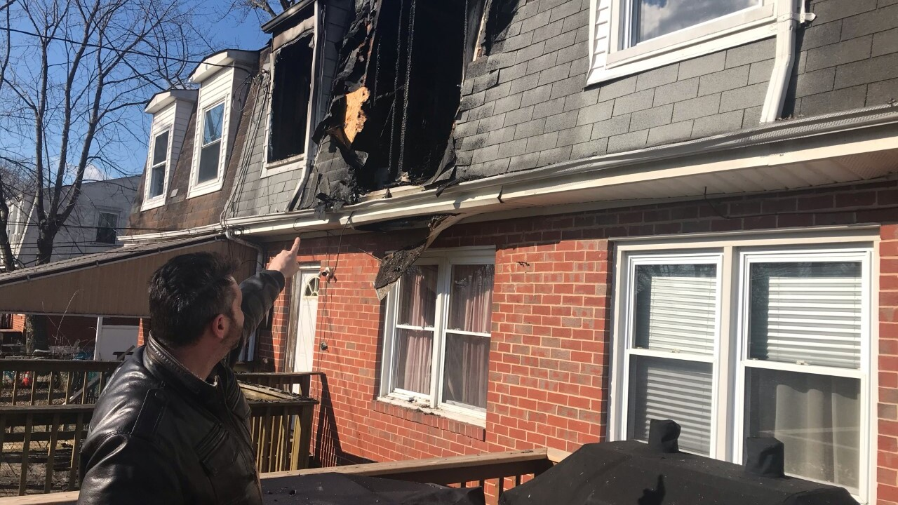 Woman killed, man sustains burn injuries in Middle River fire