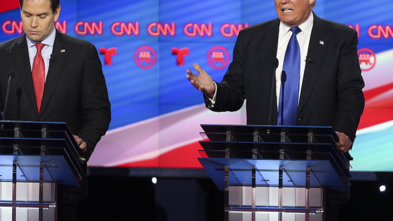 FACT CHECK: Trump's claim on immigration debate