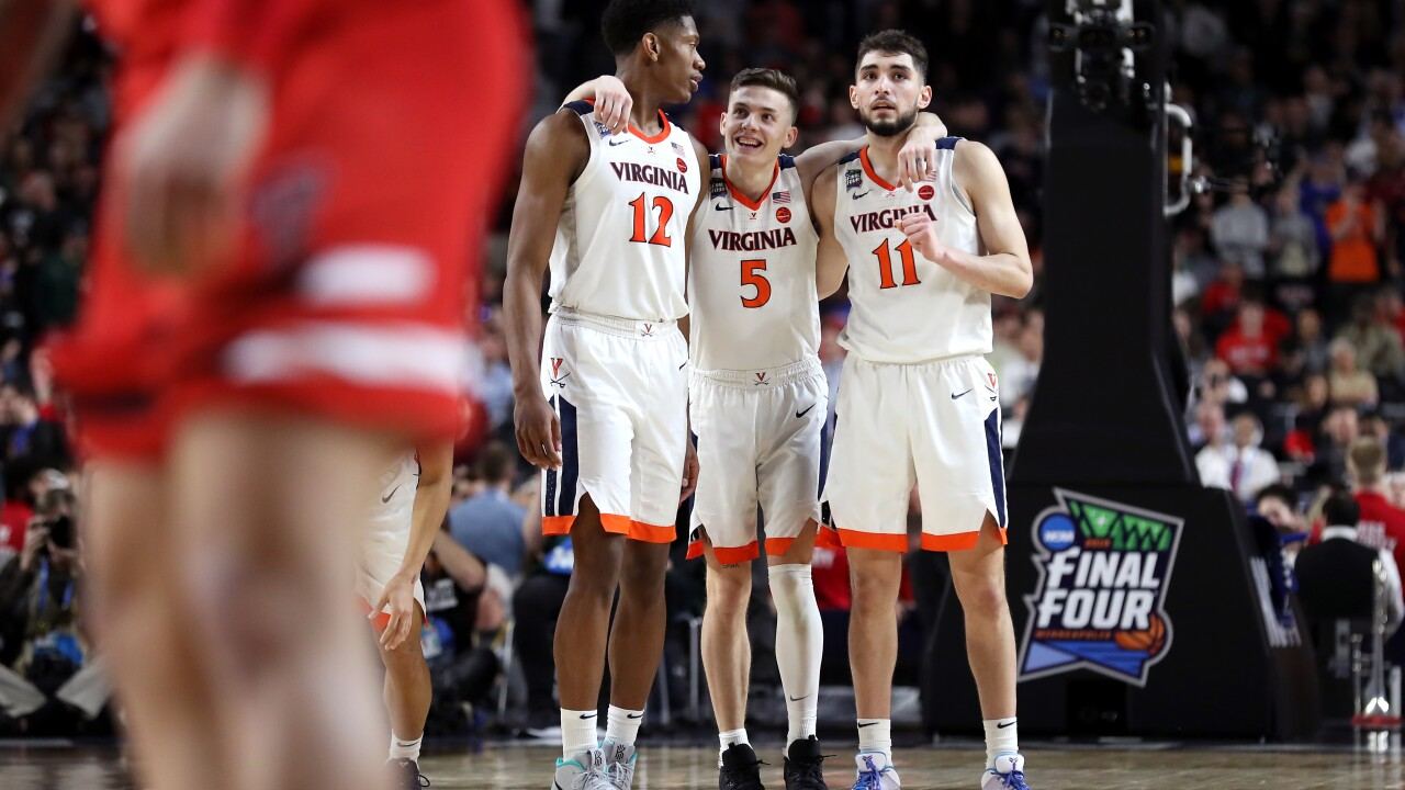 UVA's Kyle Guy, De'andre Hunter, and Ty Jerome all receive NBA Draft Combine invites