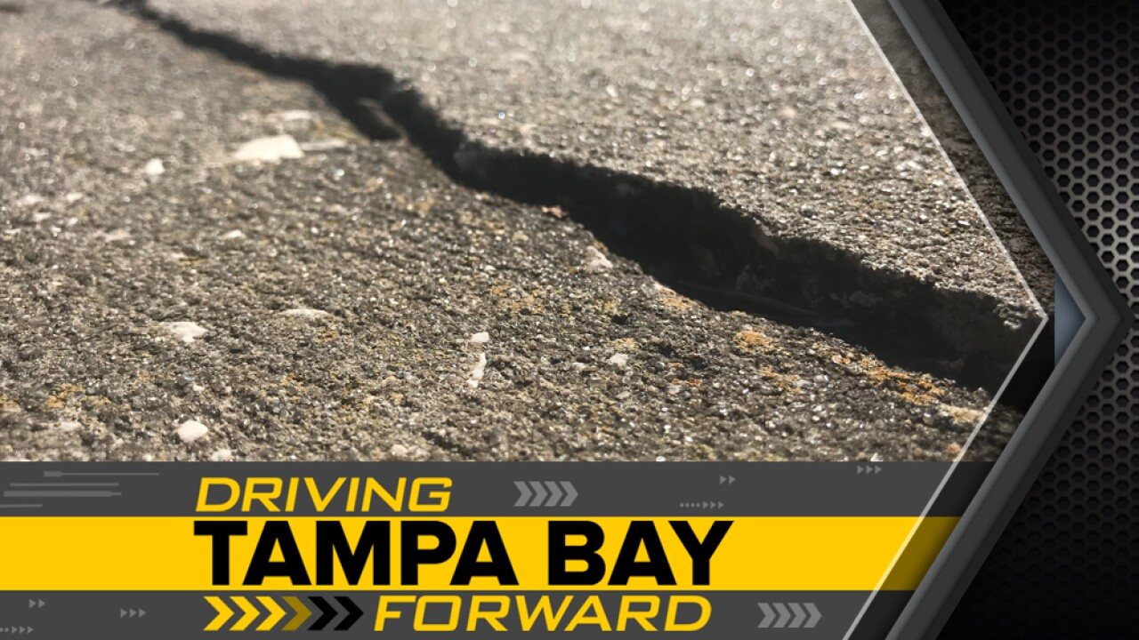 Pinellas County attorney says Tampa Bay area sidewalks need repairs