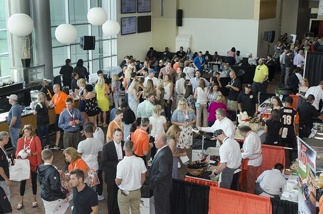 Taste of the NFL comes to Paul Brown Stadium