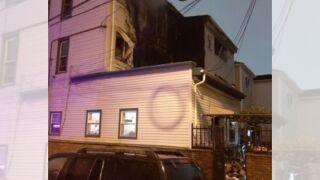 Newark fatal fire