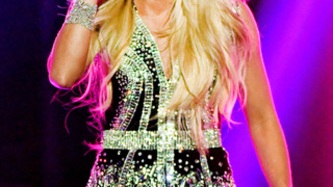 Carrie Underwood returns to superstar spotlight with debut performance at ACM Awards