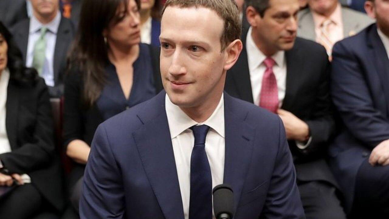 Facebook's value dropped by $119 billion on Thursday - TMJ4