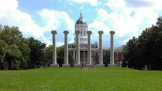 University of Missouri's 6 columns to undergo repairs