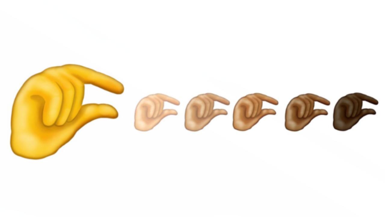 emoji symbol this small