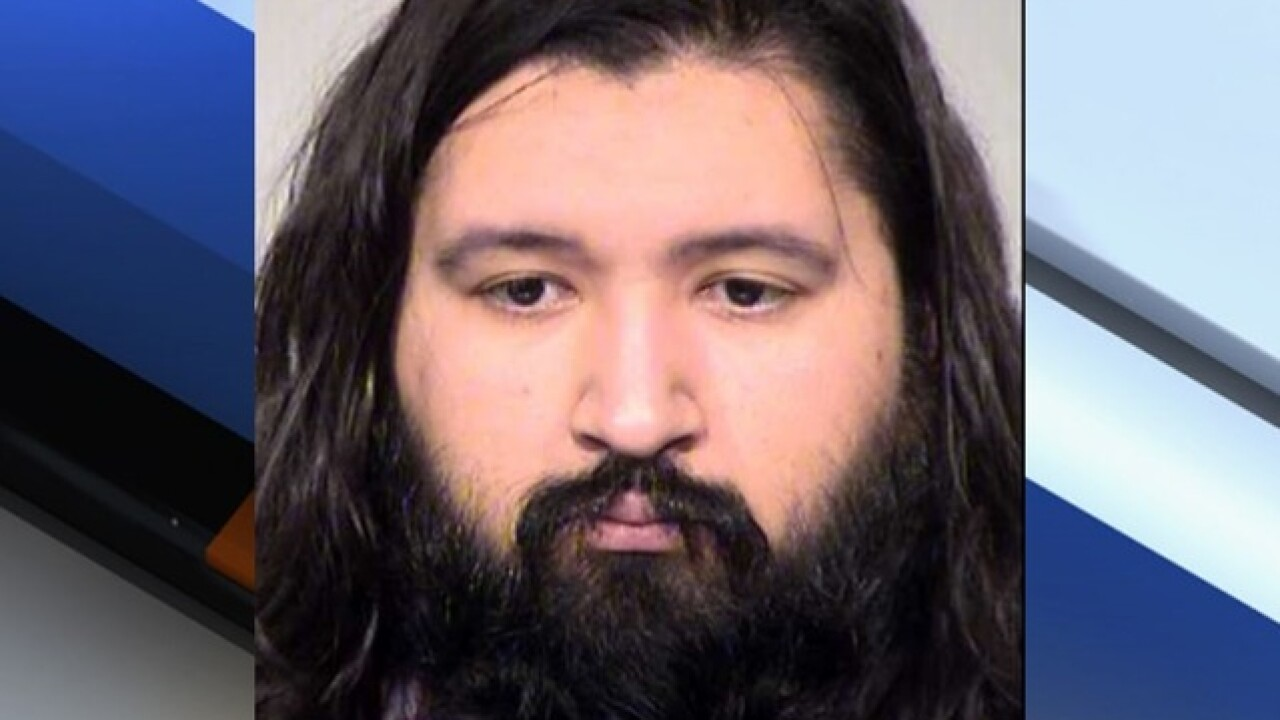 PD: Mesa man lures, assaults mechanic with pipe
