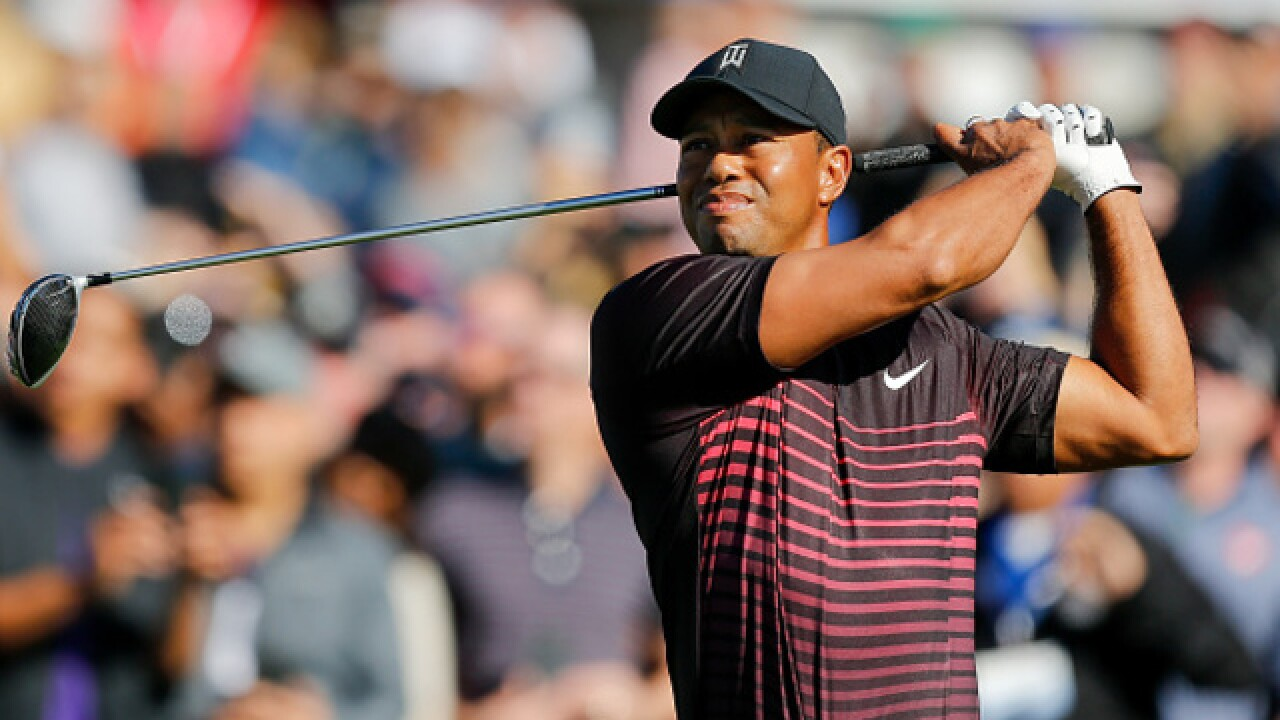 Farmers Insurance Open begins with eyes on Tiger