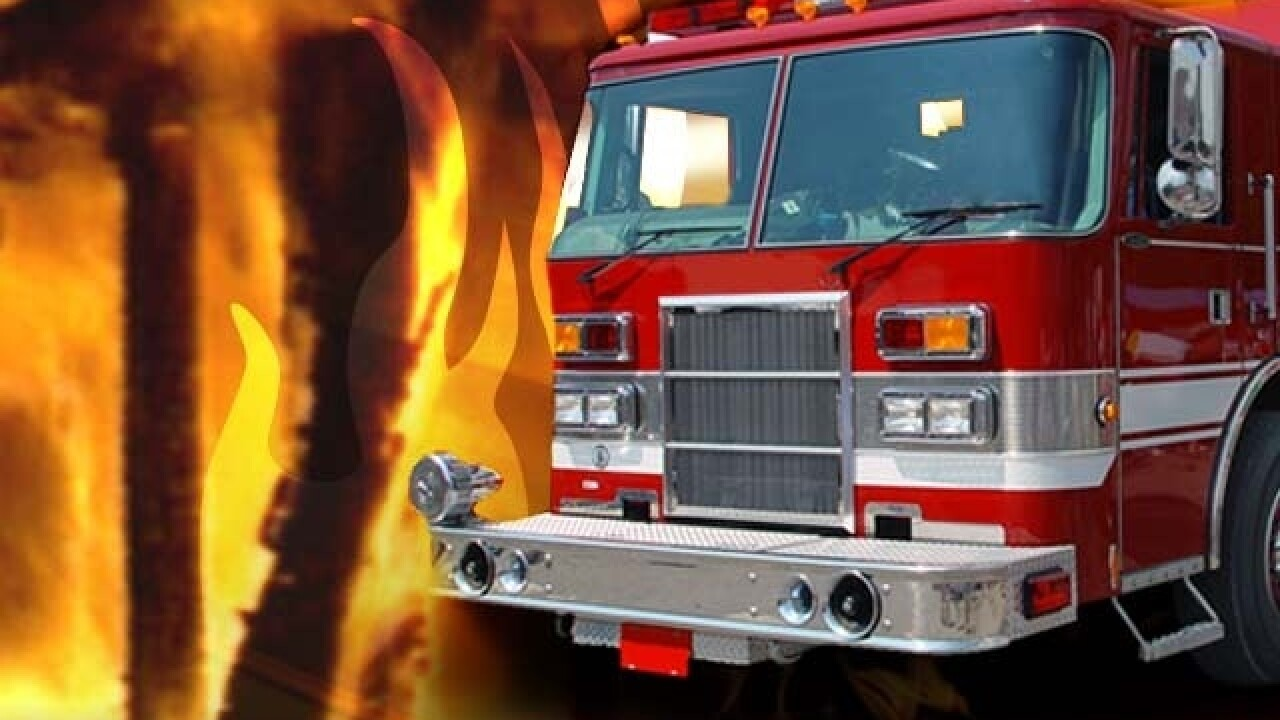 Fond du Lac crews called to fire at duplex