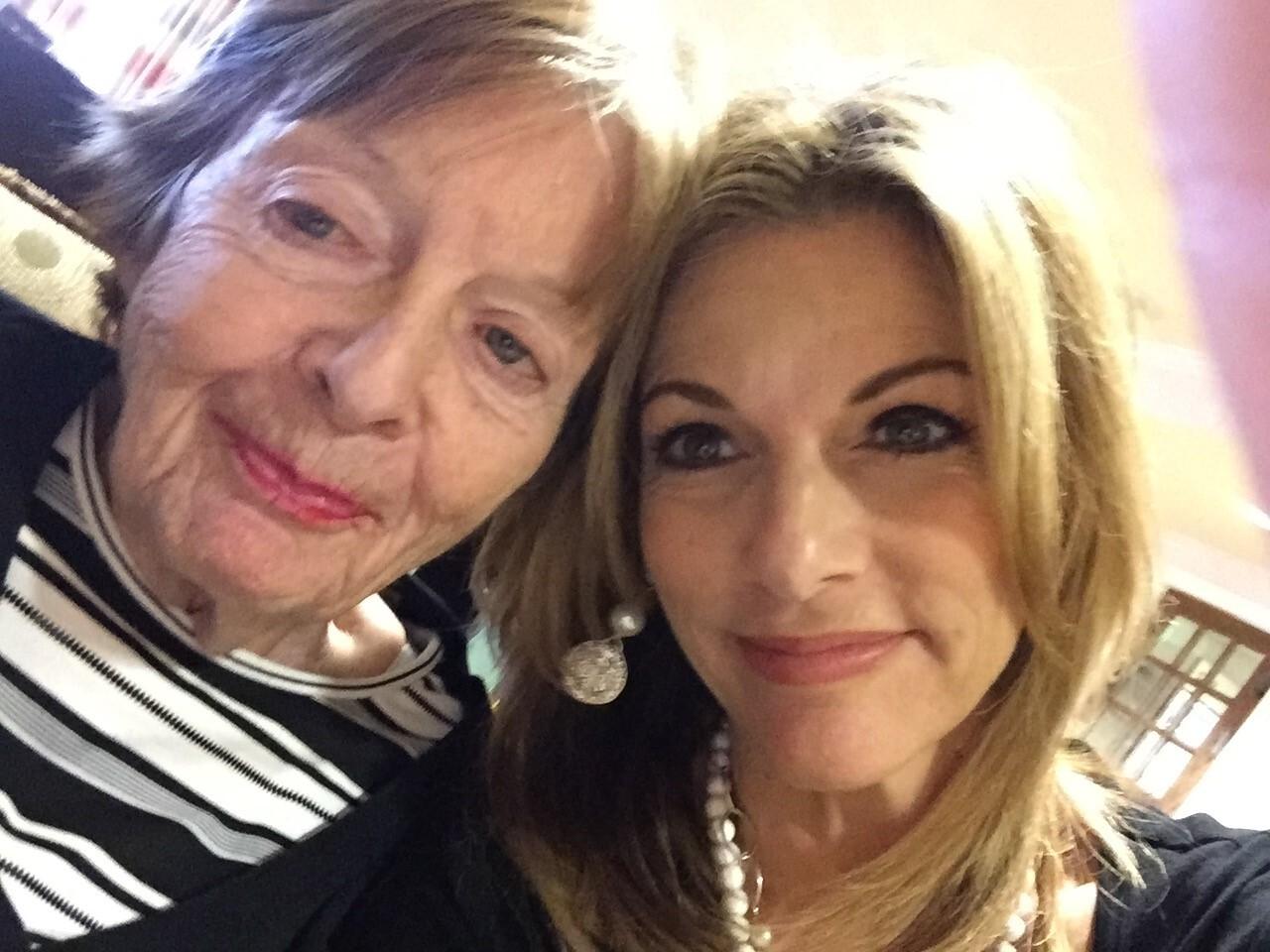 Libby Weaver & Mom