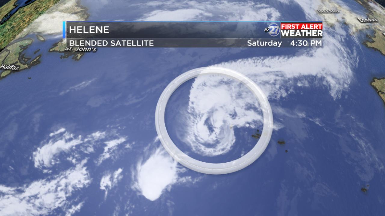 Tropical Storm Helene (09/15/2018)