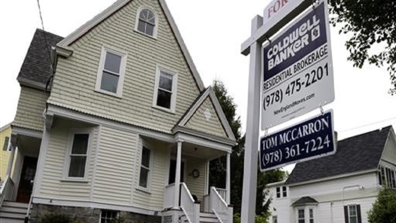US homes sales improved in June, best pace since early 2007