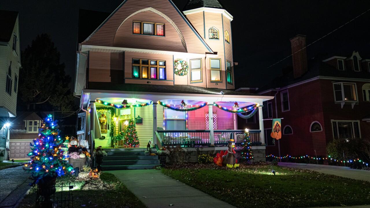 Lakewood lights