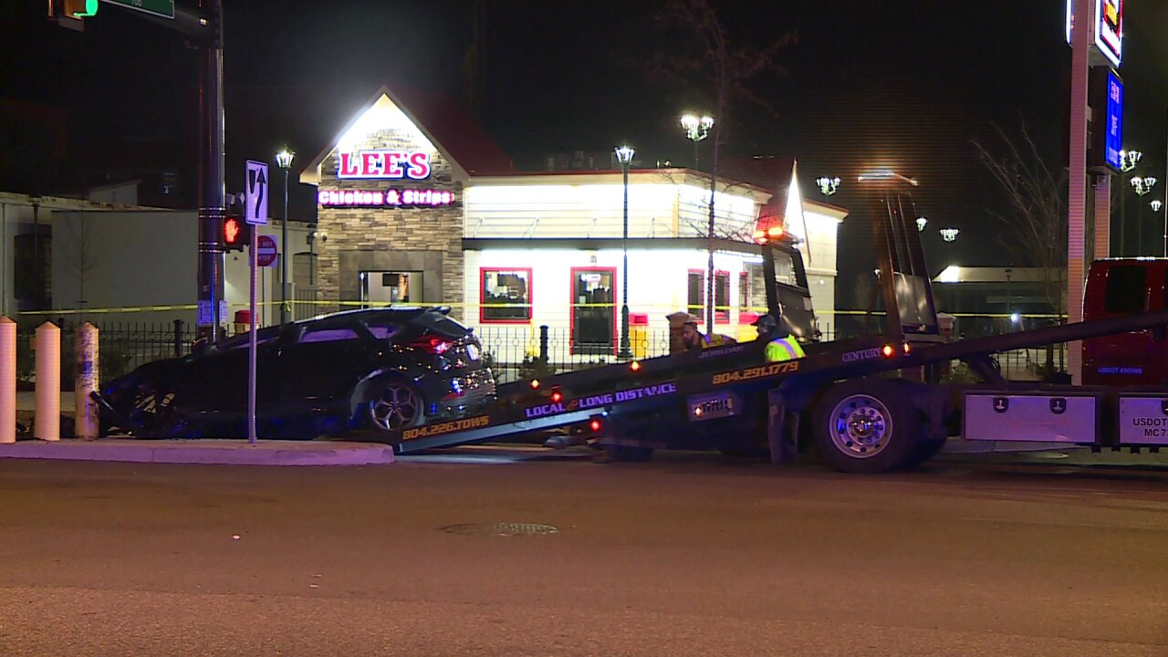 Driver killed in collision with GRTC Pulse stop inRichmond