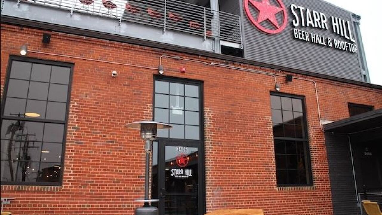 Starr Hill brewing Richmond-exclusive beer in Scott's Addition