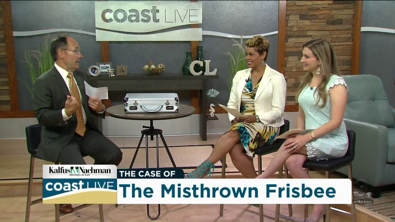 Summertime mishaps on this edition of Case-by-Case on CoastLive