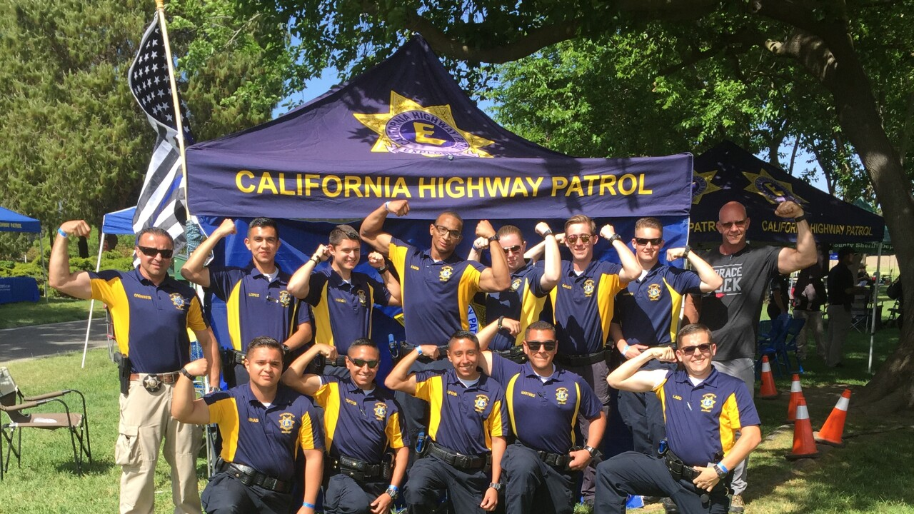 Congrats! Bakersfield CHP Explorers bring home gold after