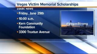 Scholarship fund created to honor locals lost in Las Vegas shooting