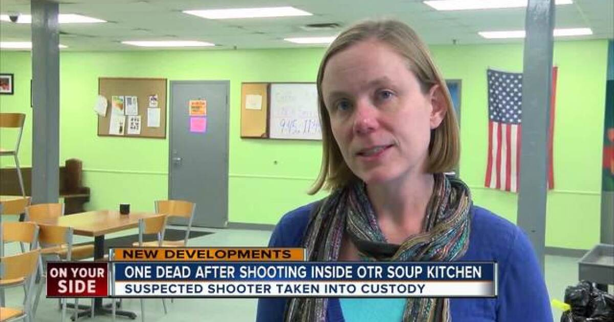 Pd One Man Dead One Woman Injured After Shooting In Our Daily Bread Soup Kitchen
