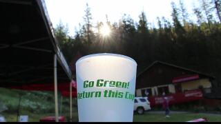 Go Green Cup
