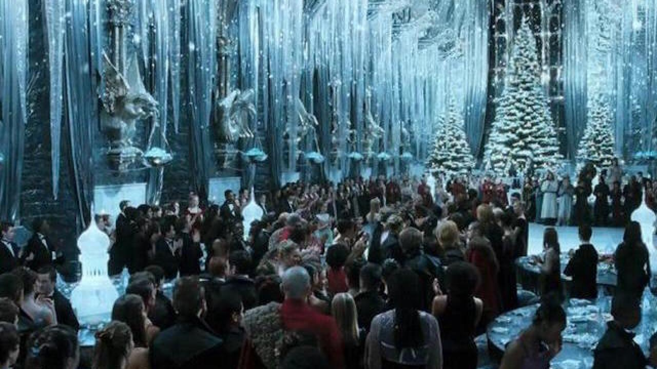 Harry Potter-style Yule Ball happening at Barnes & Noble stores on Dec. 9