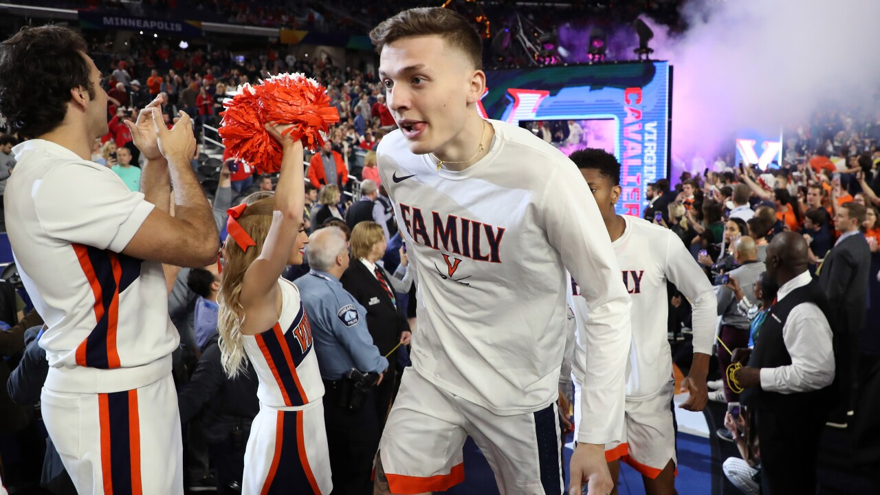 Guy is going, going, gone: UVA's Kyle Guy declares for 2019 NBA Draft