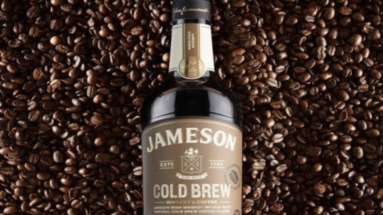 Jameson Is Now Making Whiskey Infused With Cold Brew Coffee Flavor