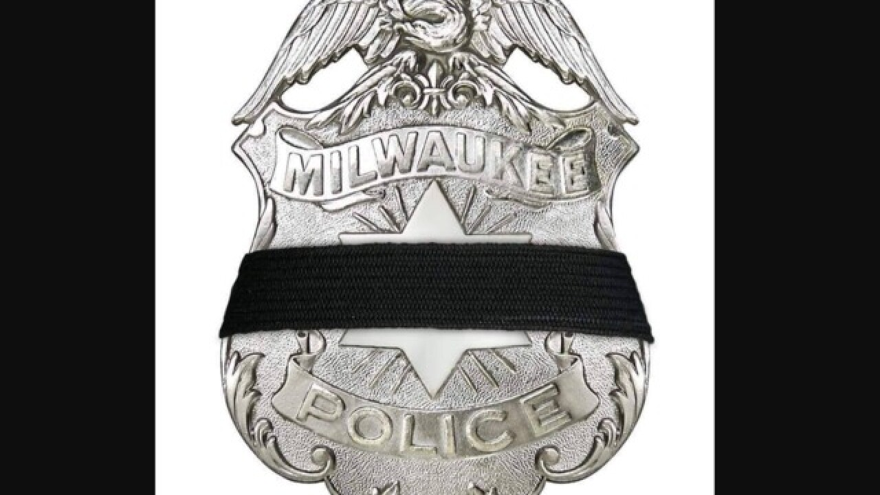 Southeast Wisconsin Police departments mourn with MPD after officer killed