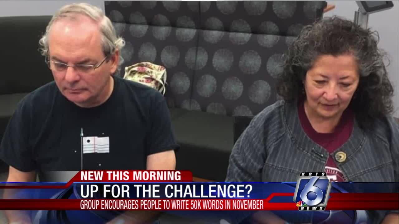 Are you up for the writer's challenge