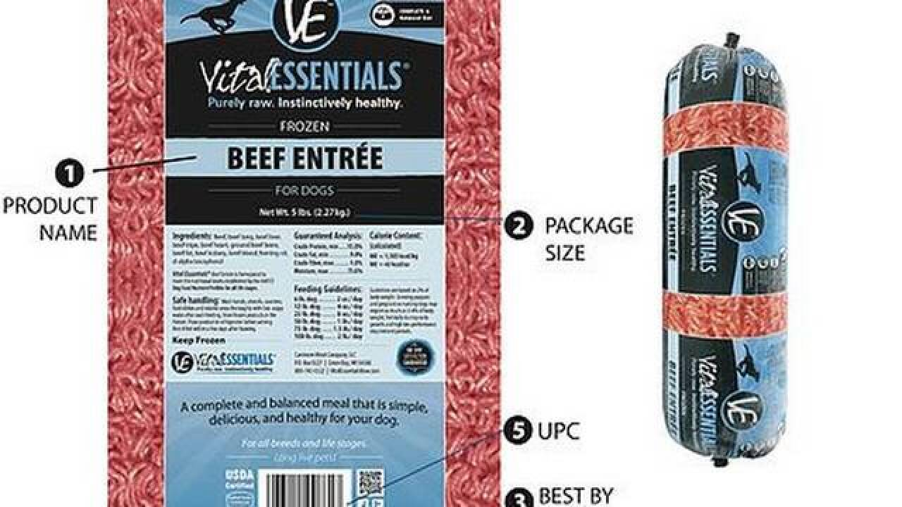 Dog Food Company Recalls More Products Over Salmonella
