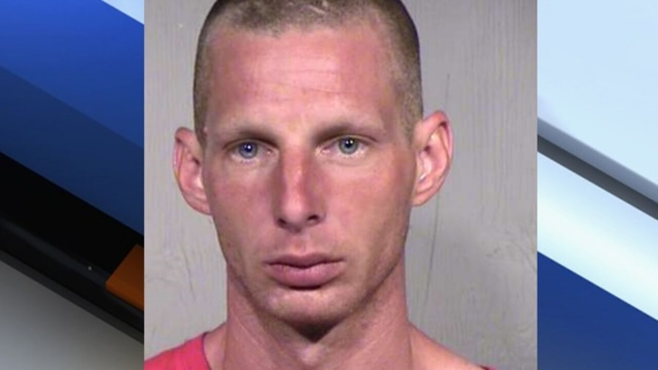 Man accused of stealing 80 backflow prevention devices in Scottsdale area