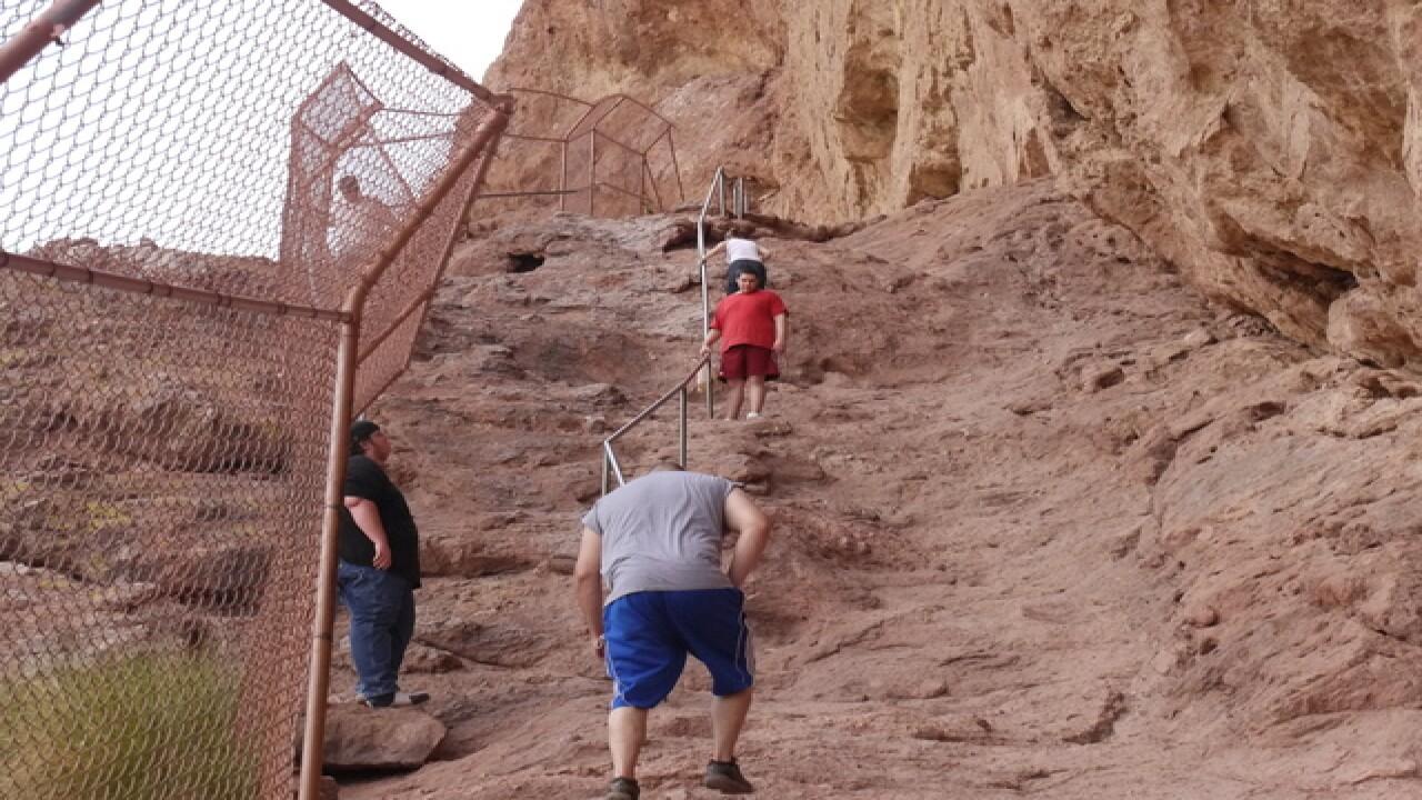 YIKES! 6 dangerous hikes in Arizona