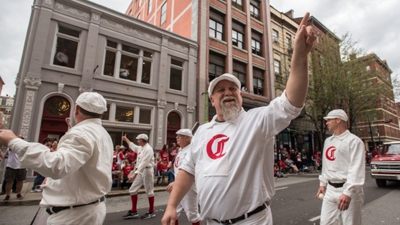 PHOTOS: Findlay Market Opening Day Parade