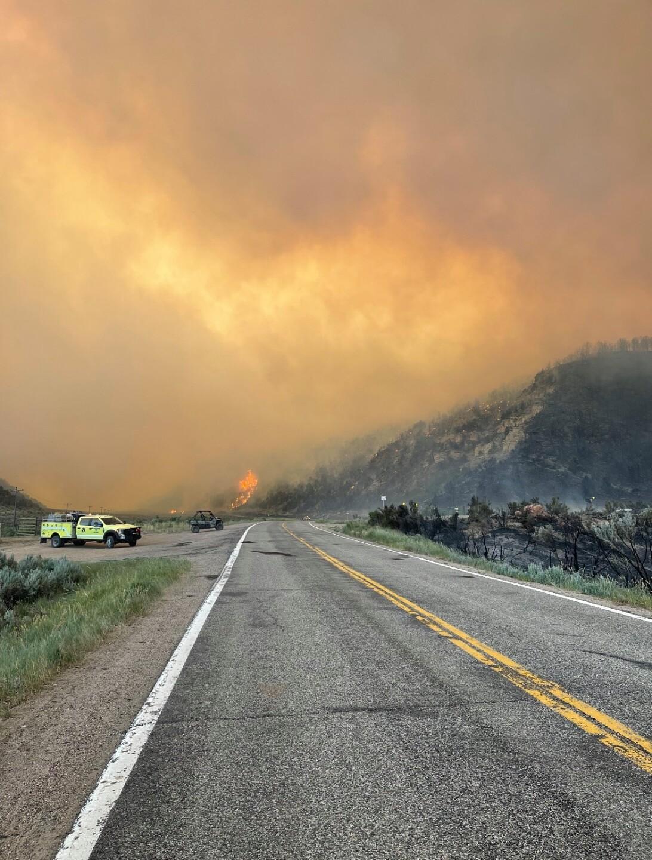 Oil Springs Fire_June 22 2021