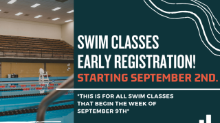 Swim Classes registration