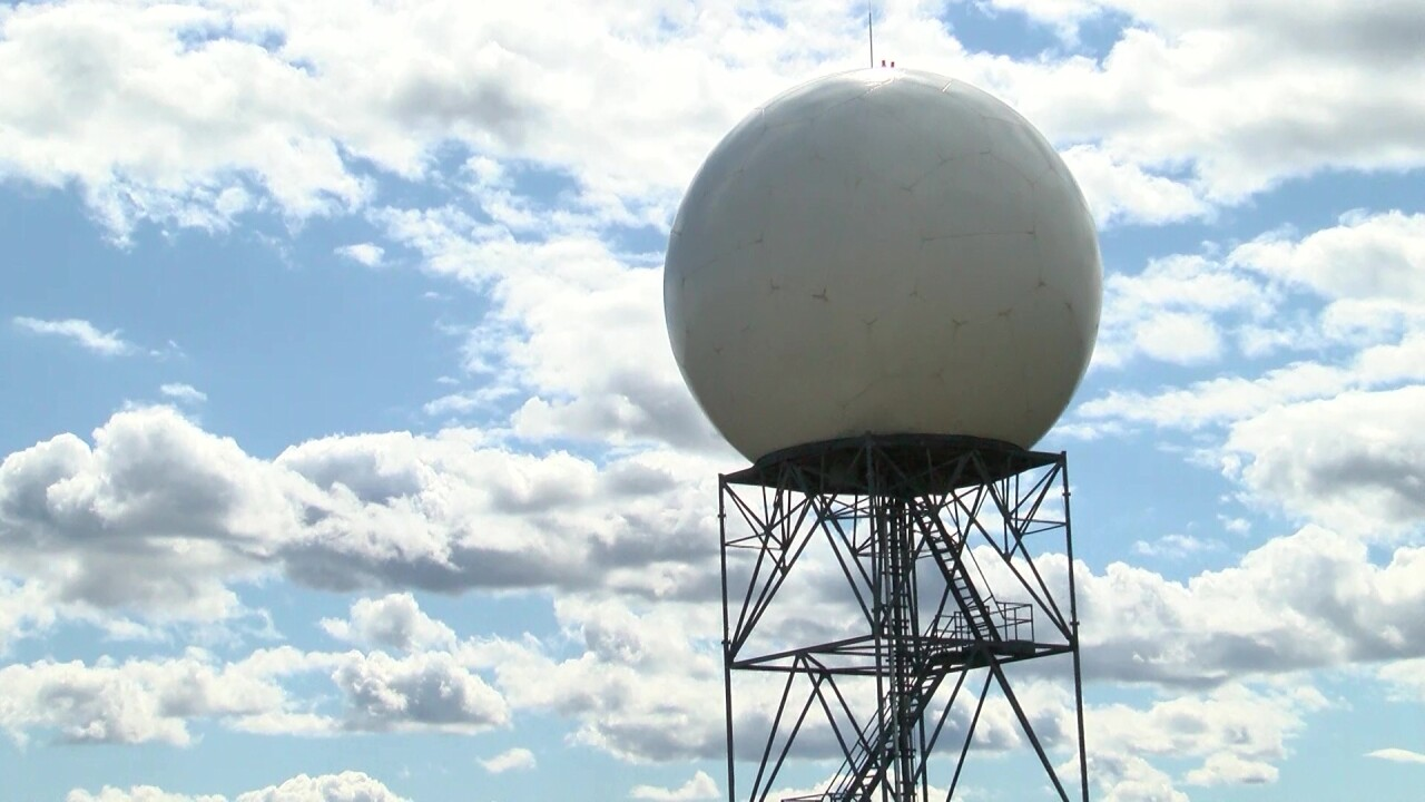 Great Falls weather radar down for maintenance next week