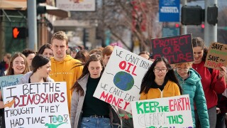 Missoula Climate March