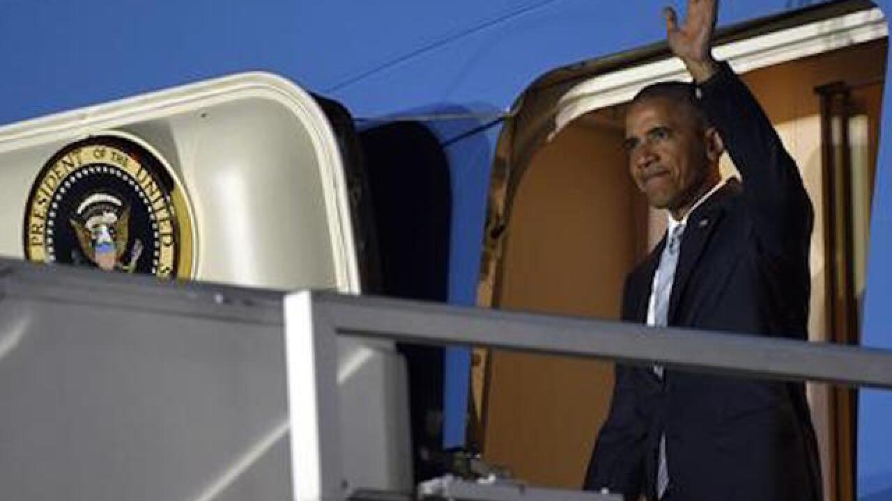 Obama arrives in Poland in wake of Brexit