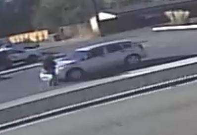Nampa PD hit-and-run suspect