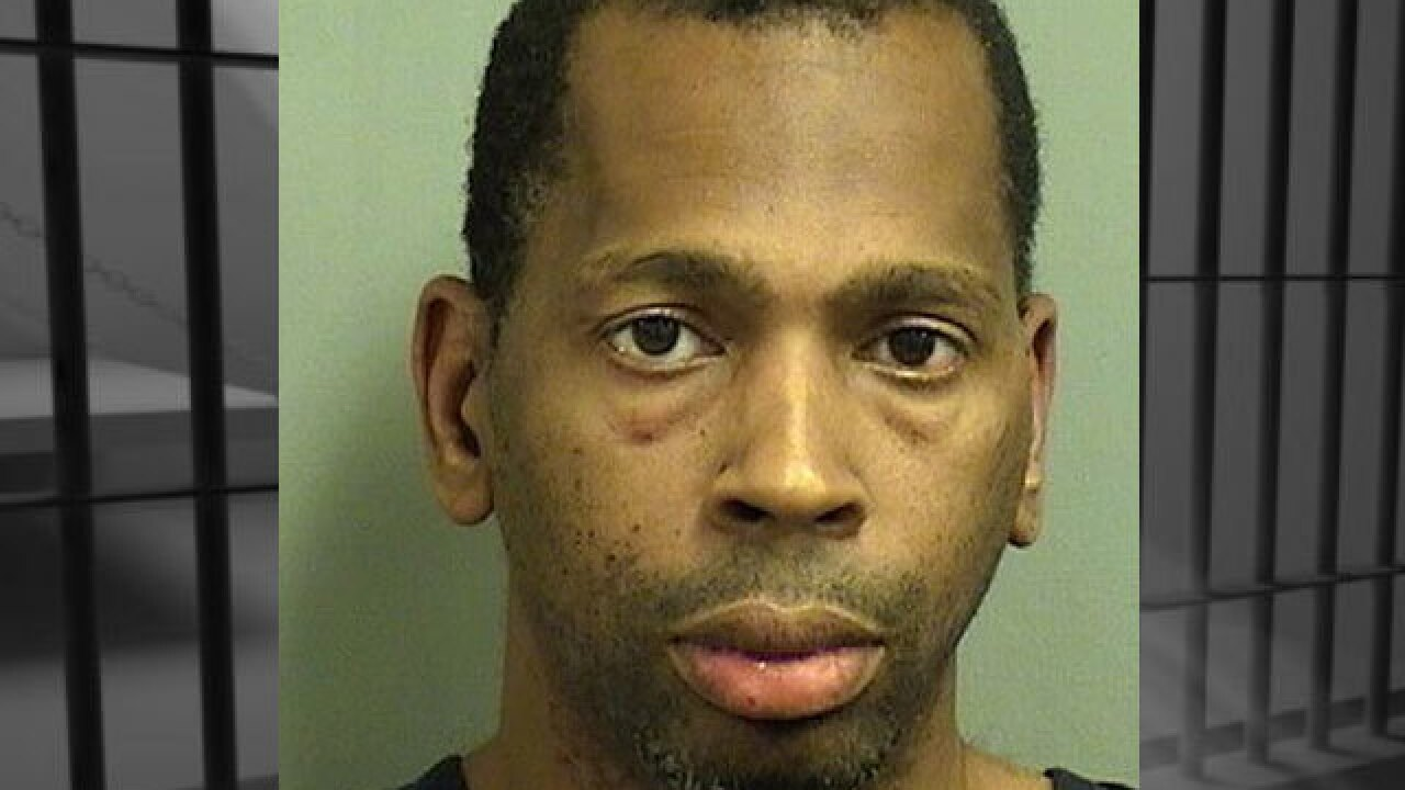 West Palm Beach man gets 42 years for slaying estranged girlfriend