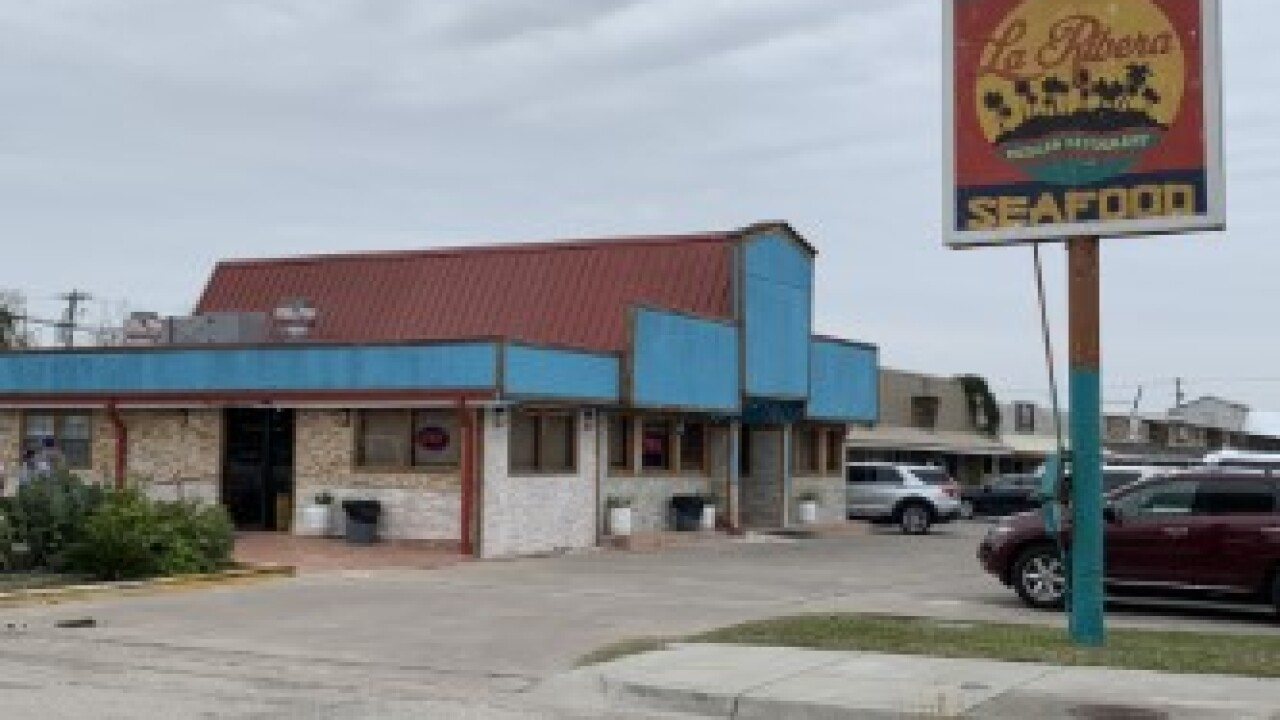 La Ribera Mexican and Seafood Restaurant in Refugio