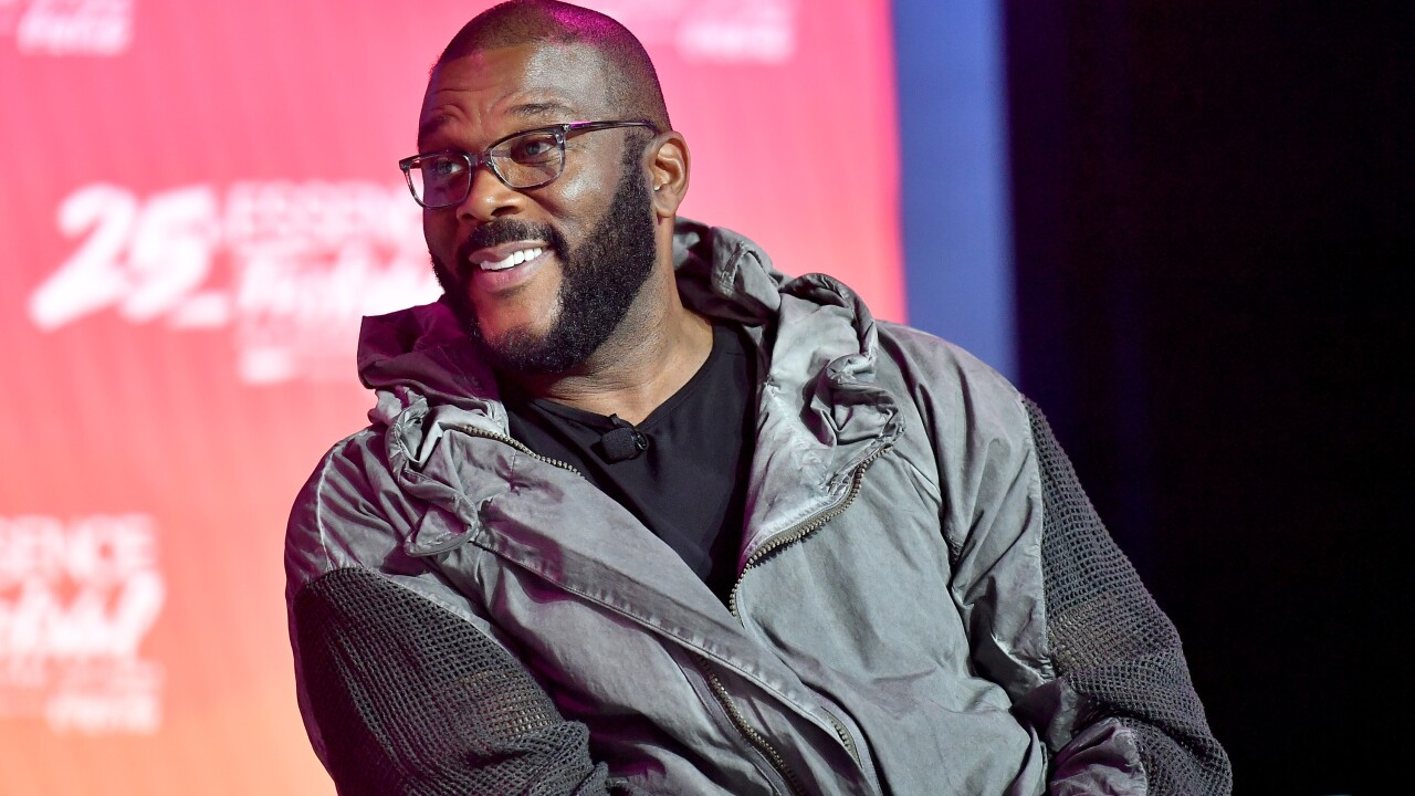 Tyler Perry used his personal plane to fly aid to the Bahamas