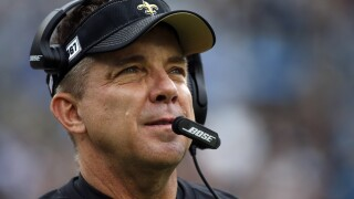 Saints head coach Sean Payton tells ESPN he's tested positive for coronavirus