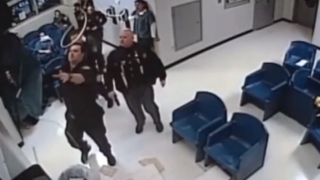 Inmate attempts escape in Ohio jail, falls through the ceiling into the hands of waiting deputies