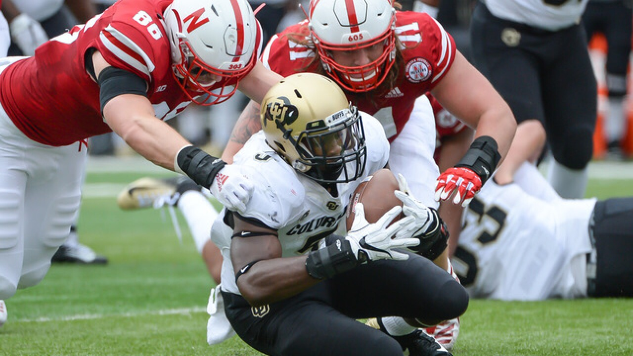 Colorado downs Nebraska 33-28 in Scott Frost's debut as head coach