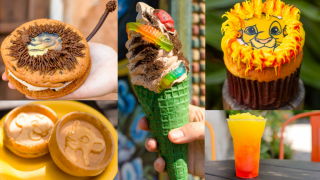Lion King food items Animal Kingdom