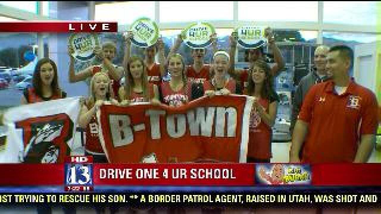 Funds to support girls basketball program at Bountiful High